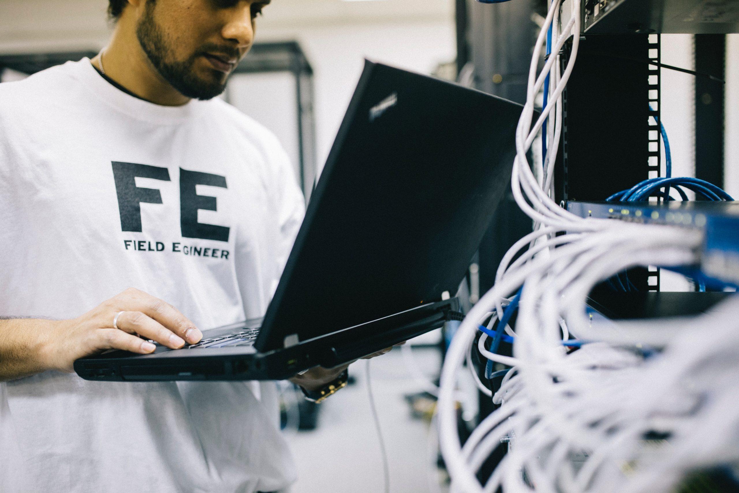 Irodai hálózat management
